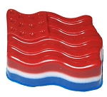 American Flag Soap Bar