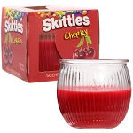 Skittles Cherry-Scented Jar Candle, 3 oz.