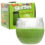 Skittles Melon-Berry-Scented Jar Candle, 3 oz.