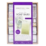 Soap Making DIY Soap Bars Kit: Green Tea