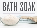 Oatmeal Bath Soak: 1lb Bag
