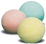 Clearance Bath Bombs: 2.1 oz Round