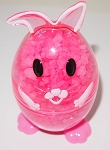Easter Bunny Scented Bath Salt Egg