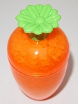 Easter Carrot Scented Bath Salt Egg