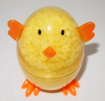 Easter Duck Scented Bath Salt Egg