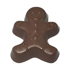 Gingerbread Man Soap Bar