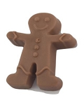 Gingerbread Man Soap