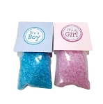 Baby Shower Bath Salt Favor