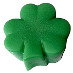 St. Pattys Shamrock Soap Bar