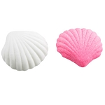 Clam Shell Shaped Scented Bath Bomb Fizzer