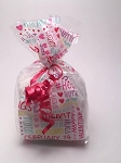 Valentine's Day Bath Salts Gift Bag
