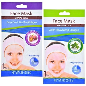 Deep Cleansing Facial Masks