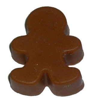 Gingerbread Man Soap #2
