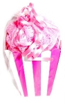 Candy Stripe Bath Salts Gift Set