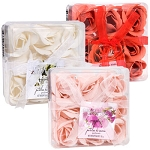 Scented Rose-Shaped Soap Petals, 9-ct. Pack