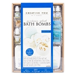 Bath Bombs DIY Kit: Gardenia Splash