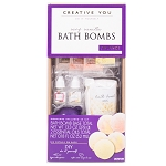 Bath Bombs DIY Kit: Very Vanilla