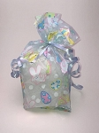 Easter Bunny Bath Salts Gift Bag