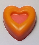 Heart Soap Bar (Three color) #2