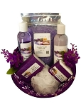 Bath & Body Gift Basket
