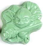 Star Wars - Yoda Soap Bar