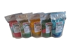 Christmas Bath Salts Gift Set